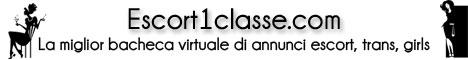 105 Escort1classe.com - Annunci top class escort